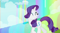 Rarity joyful laugh S3E6