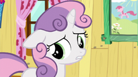 "Sweetie Belle ""the thing is..."" S5E4"