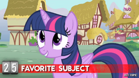 "Hot Minute with Twilight Sparkle ""and reading about magic"""