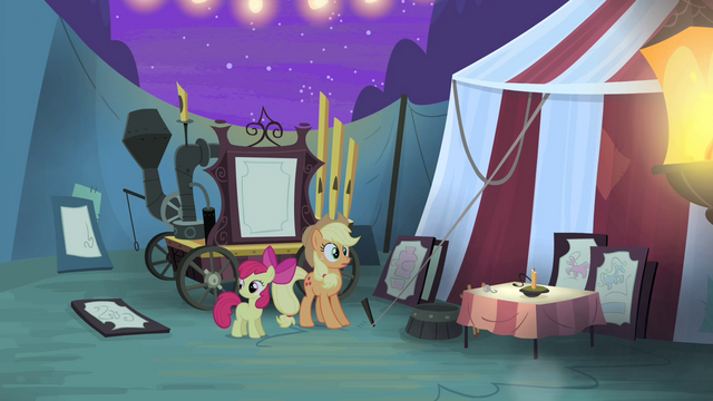 File:Applejack and Apple Bloom see Silver Shill gone S4E20.png