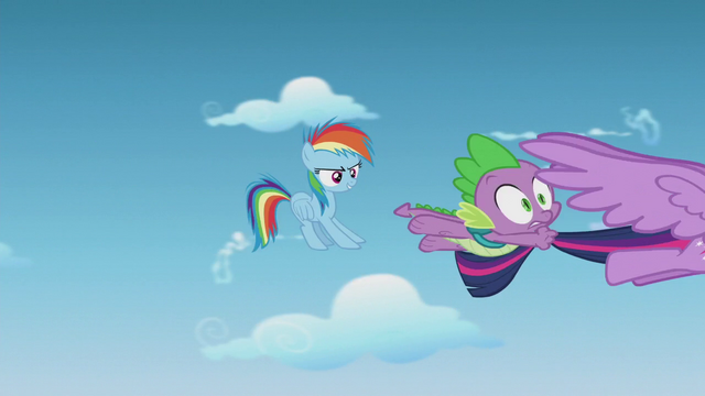 File:Rainbow Dash screeches to an air halt S5E25.png