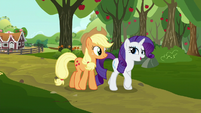 """Rarity """"an hour will be perfect"""" S6E10"""