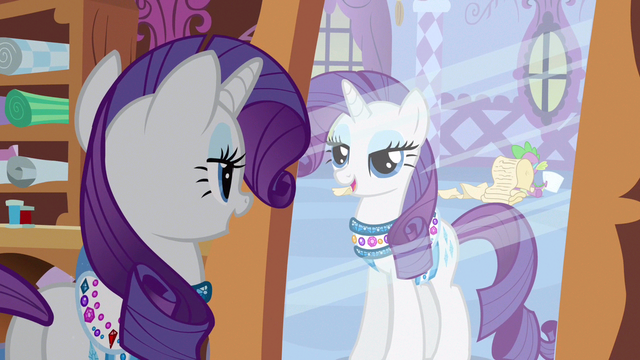 File:Rarity & Spike in reflection S3E11.png