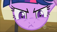 Twilight crazy angry face S2E3