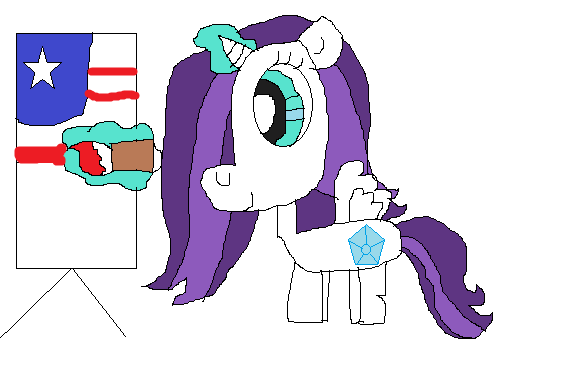 File:FANMADE Crystal doing art.png