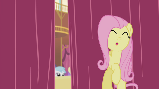 File:Fluttershy singing S4E14.png