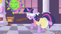 Twilight swinging & missing S2E9