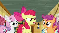 "Apple Bloom ""But we're the Cutie Mark Crusaders!"" S6E4"