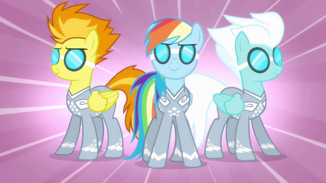 File:Rainbow and Wonderbolts with new outfits S4E10.png