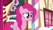 Pinkie Pie's hair deflates S4E18