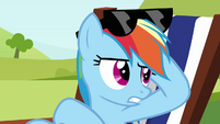 Rainbow Dash 'But I thought you said' S3E3