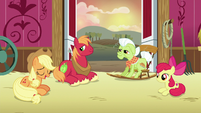 "Applejack ""not a story I'm proud of"" S6E23"