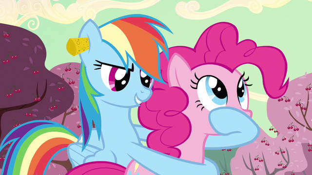 File:Rainbow Dash spill them! S2E14.png
