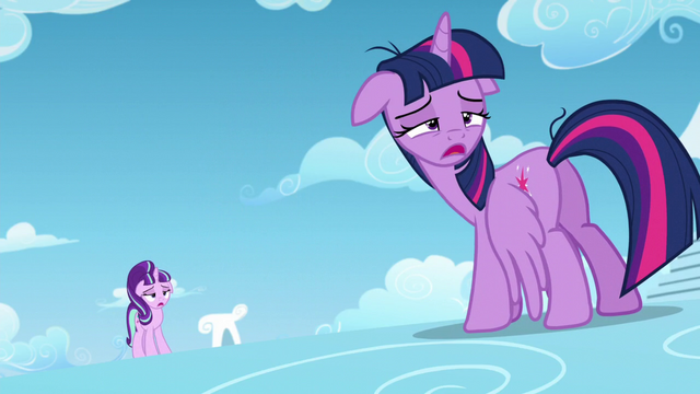 File:Twilight hears filly Rainbow Dash S5E26.png