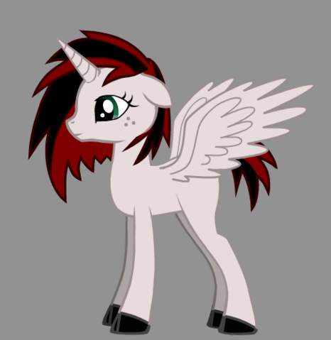 File:FANMADE OC pony by Fluffy105.png