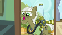 "Pest pony ""It means I can retire!"" S5E04"