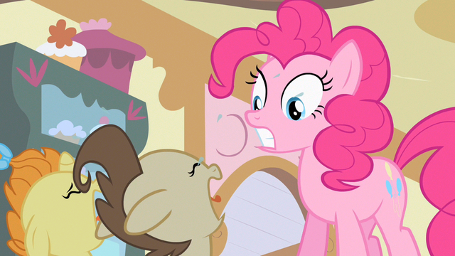 File:Pinkie Pie not liking results S2E13.png