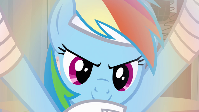File:Rainbow Dash's shining epiphany S4E10.png