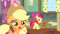 "Applejack ""I know"" S4E17"