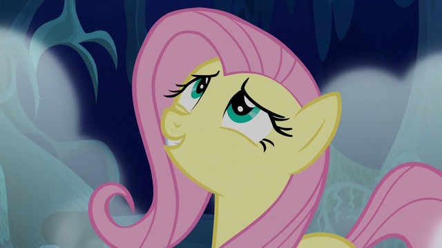 "File:Fluttershy ""only... darker"" S6E15.png"