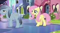 Fluttershy 'I was just wondering' S3E1