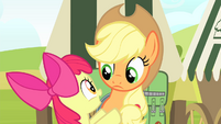 "Apple Bloom ""But you trust me"" S4E17"
