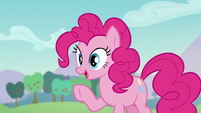 "Pinkie ""...the most amazing news ever!"" S5E24"