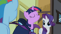 Rarity looking nice S2E8