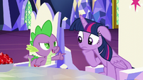 """Spike """"you ARE jealous!"""" S5E22"""