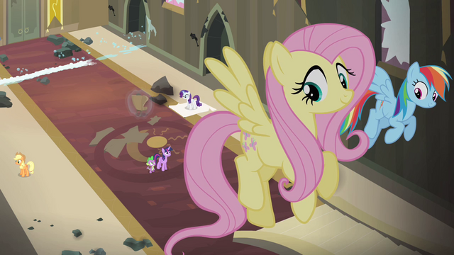 """File:Twilight """"looking great, everypony"""" S4E06.png"""