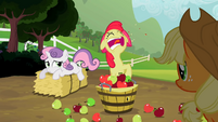 Apple Bloom Belches S2E5