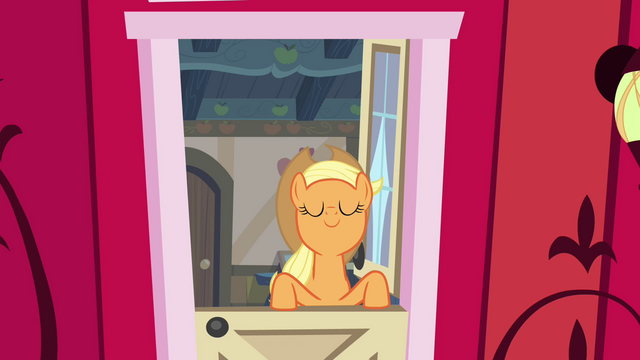 File:Applejack smelling the air S4E09.png