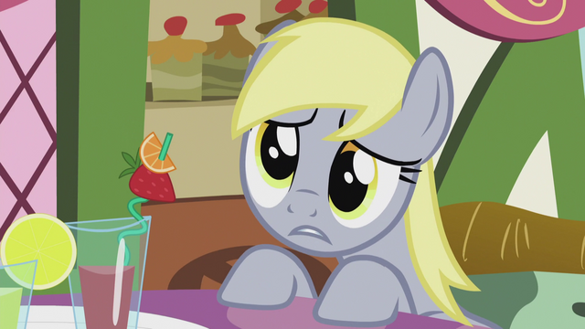 "File:Derpy ""go back in time and fix all this"" S5E9.png"
