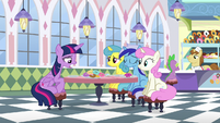 """Twilight """"Well, uh, you see..."""" S5E12"""