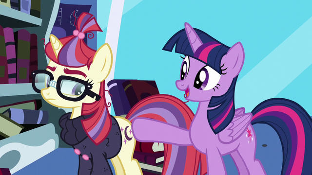 File:Twilight trying to reach Moon Dancer S5E12.png