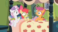 CMC hear Granny Smith S2E12