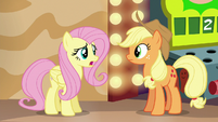 "Fluttershy ""how can we get everypony to believe"" S6E20"