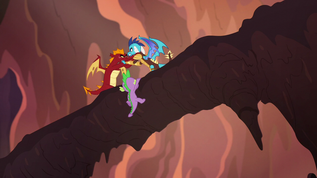 "File:Garble ""sick and tired of you two"" S6E5.png"