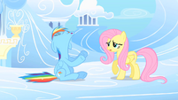 Rainbow Dash - My life is RUINED! S01E16