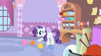 Rarity is worried S1E17