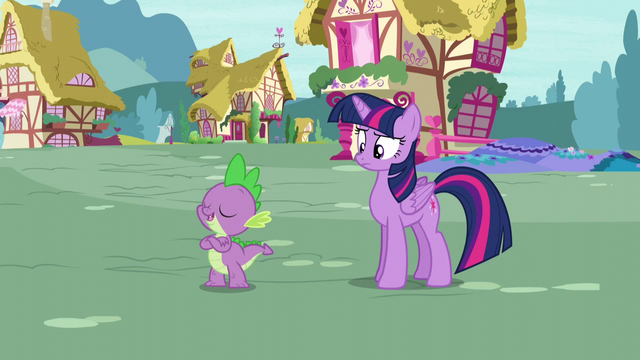"File:Spike ""babies are terrible sleepers"" S5E3.png"