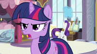 Twilight 'maybe her name should be Princess Demandy-pants' S2E25