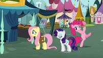 Pinkie Pie ready S02E19