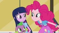 "Pinkie Pie ""Are you crazy?"" EG2"