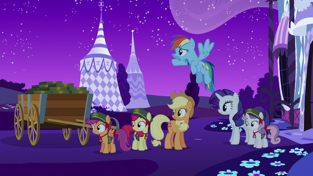 File:Rainbow and friends looking at zombies S6E15.png