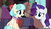 "Coco Pommel ""I finished the alterations"" S5E16"