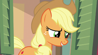 """Applejack """"maybe leave for an hour"""" S6E10"""