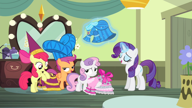 "File:Rarity ""quite certain it came out just so"" S4E19.png"