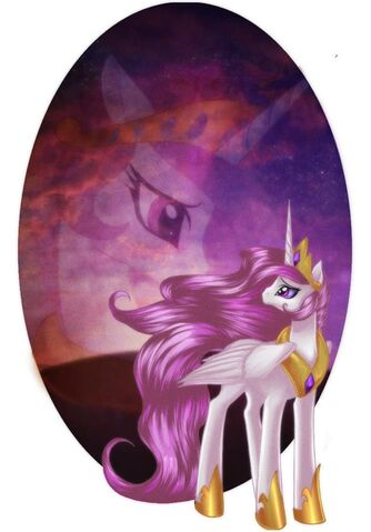 File:FANMADE Portrait of Celestia by RizCifra.jpg