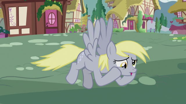 "File:Derpy ""what am I gonna do?"" S5E9.png"